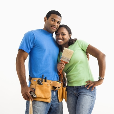 Blackcouple home repair