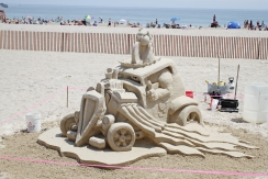 sand sculpture competion1