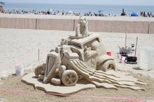 sand sculpture competion1